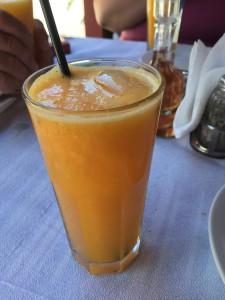 Apelsinjuice Fodele, Kreta